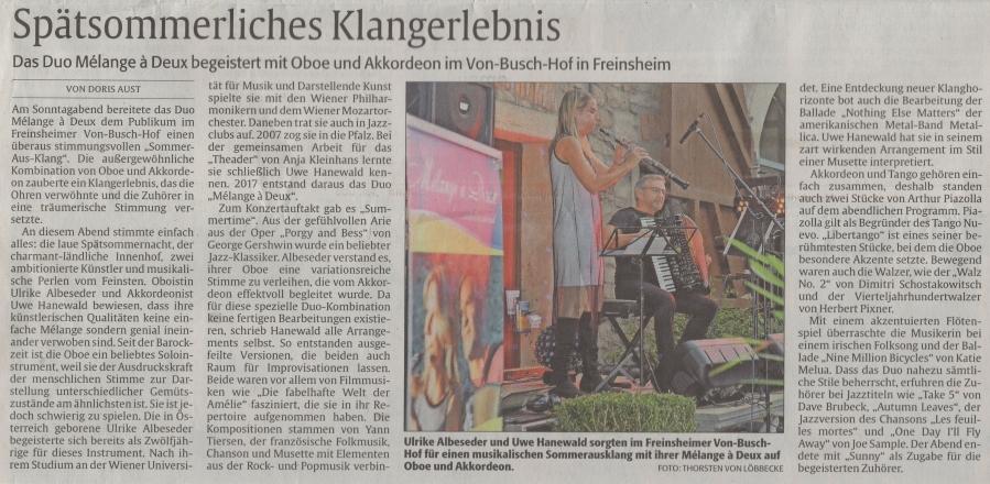 18-09-11 Rheinpfalz Bericht Farbe Webseite